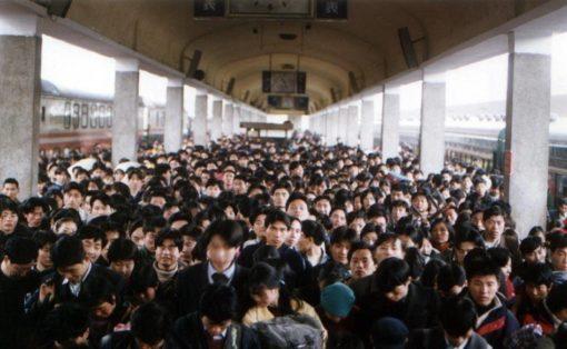 14億人の民族の大移動の春運