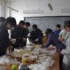 中国では冬至に餃子