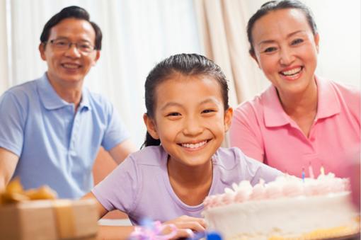 中国の年齢の数え方と誕生日