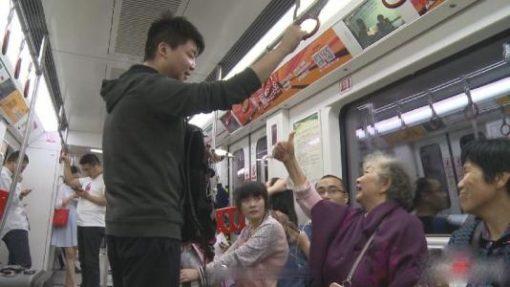 中国人の民度向上