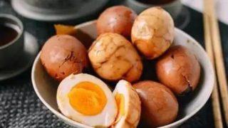 中国の煮卵