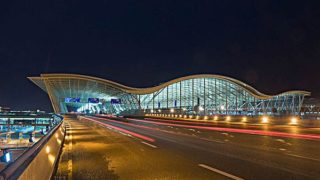 中国の空港の良い点と悪い点